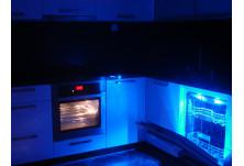гланц,инокс,лед осветление